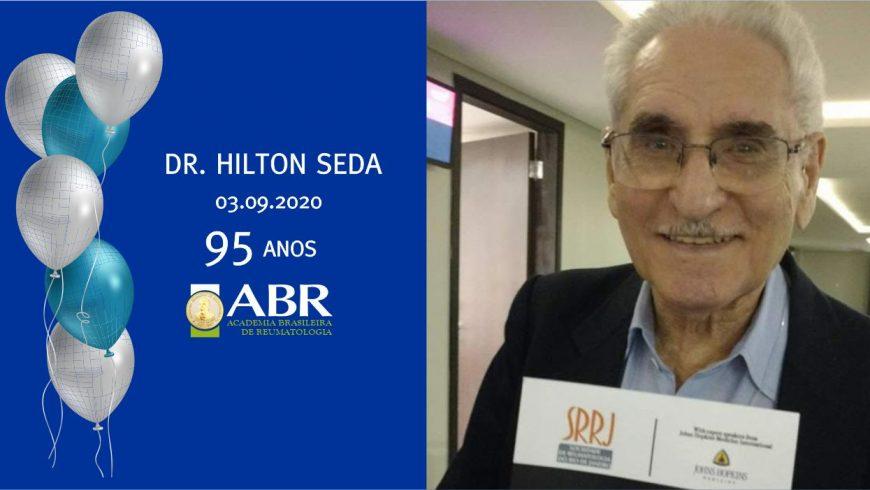 Dr. Hilton Seda, 95 anos