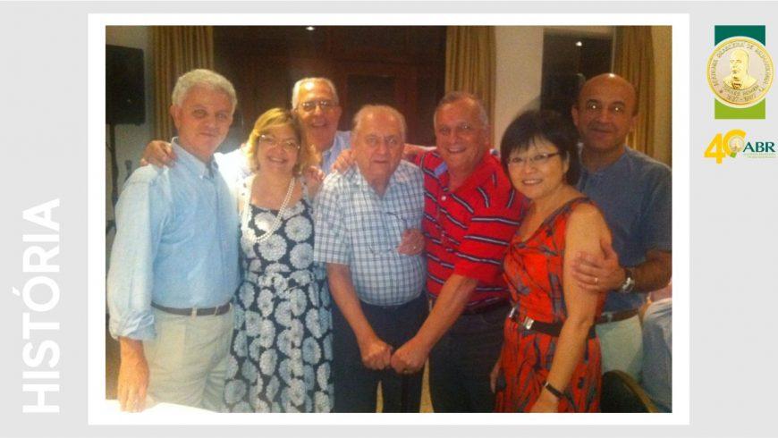 Reunião de reumatologistas