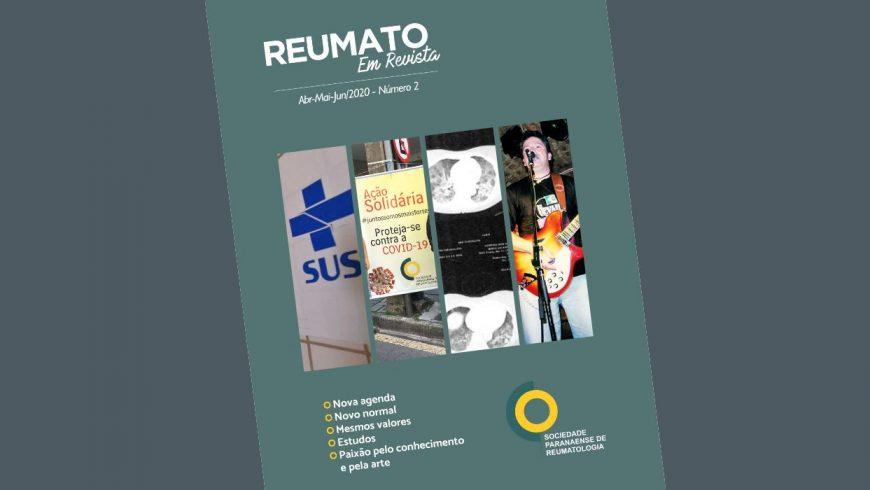 Número 2 da Reumato Em Revista foi publicado