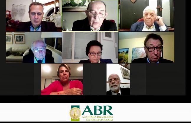 A primeira Assembleia Geral virtual da Academia