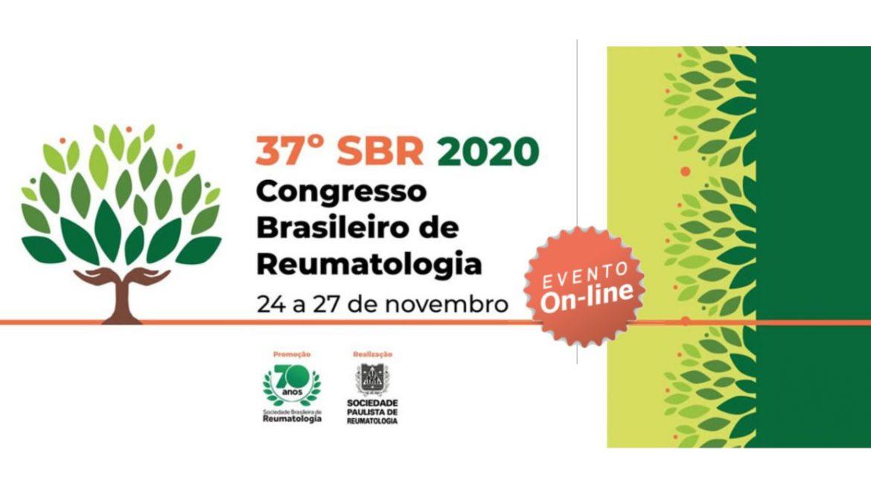 37º Congresso Brasileiro da SBR será virtual