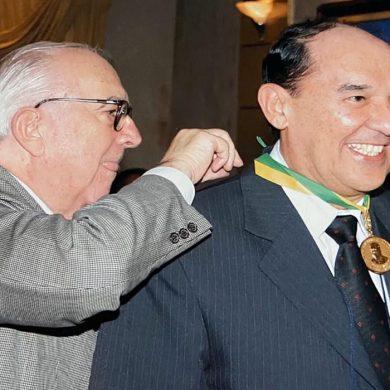 Sessão solene, em 2005