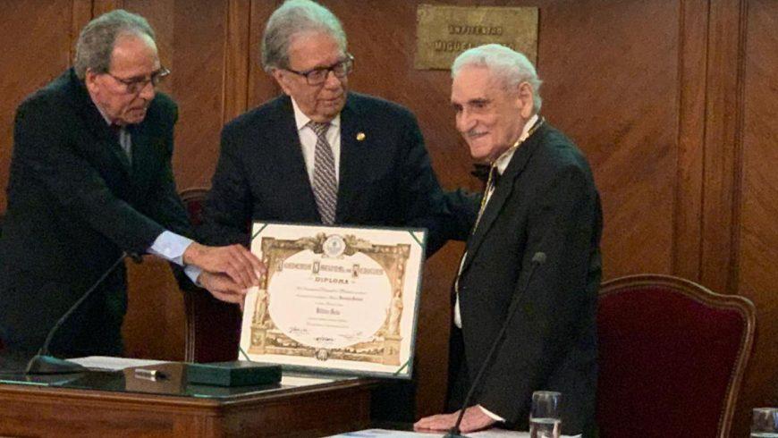 Membro Honorário Nacional da ANM