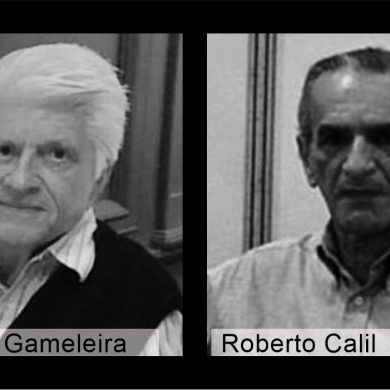 Homenagem póstuma aos Acadêmicos Dr. Fernando Gameleira e Dr. Roberto Calil