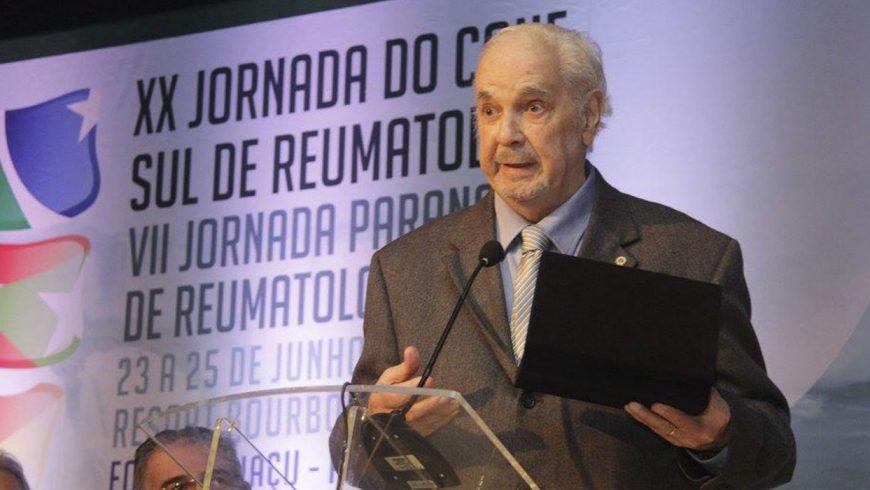 Roberto Antônio Carneiro, patrono da Cadeira 25 da ABR